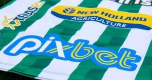 Juventude e Pixbet estendem contrato de patrocínio